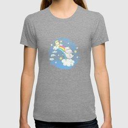 Collab Art RYE - Jugando en el Arco Iris T-shirt