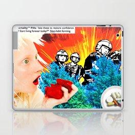 Medicated Laptop & iPad Skin