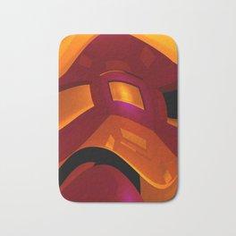 space curvature -6- Bath Mat