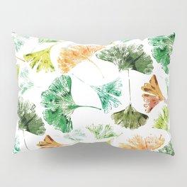 Gingko Leaves Pillow Sham
