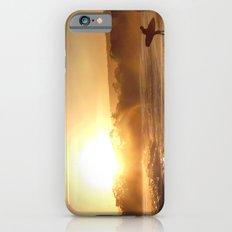 Walking Into the Sun Slim Case iPhone 6s
