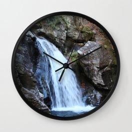 The hidden waterfall Wall Clock