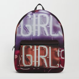 GIRLS NEON Backpack