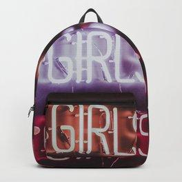 GIRLS NEON Backpack