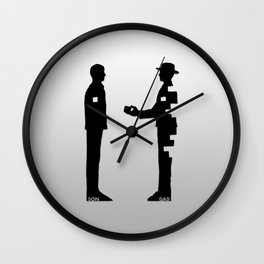The Pursuit of Happyness Wall Clock