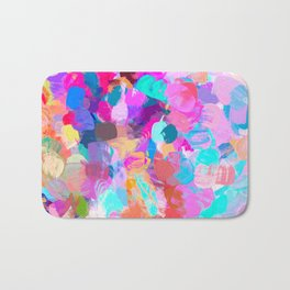 Candy Shop #painting Bath Mat
