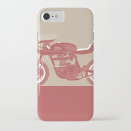 royal enfield special iPhone Case