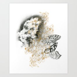 Epiphany in Bloom Art Print