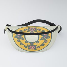 Number 0 Fanny Pack