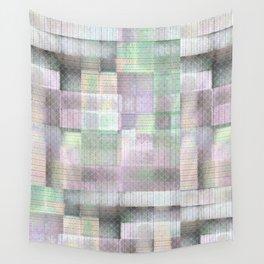 CHECKS & STRIPES I Wall Tapestry