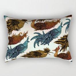 Legendary Birds Rectangular Pillow