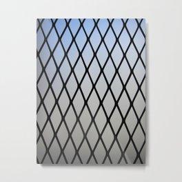 Grillin Metal Print