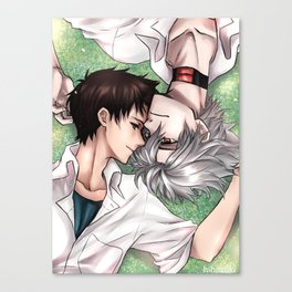 the fault in our stars.kawoshin Canvas Print
