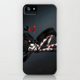 Broken Doll iPhone Case