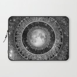 Major Tom (floating in my tin can, far above the Moon) Laptop Sleeve
