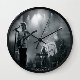 MGMenT at Brooklyn, New York Wall Clock