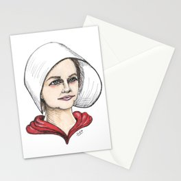 Handmaid Stationery Cards