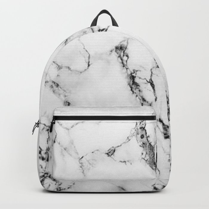 Marble #texture Backpack