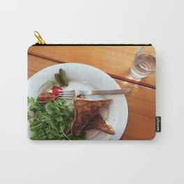 Grilled cheese 'n' gherkins Carry-All Pouch
