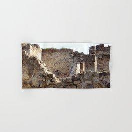 Pompeii Ancient Dwelling - 1 Hand & Bath Towel