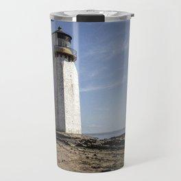 Southerness Lighthouse Travel Mug