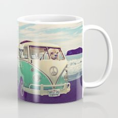 NEVER STOP EXPLORING THE BEACH Mug