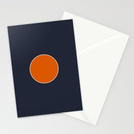 It's not a circle only. Feel it. Stationery Cards