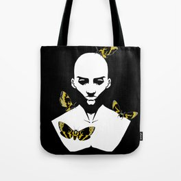Death's Head Hawk Moths Tote Bag