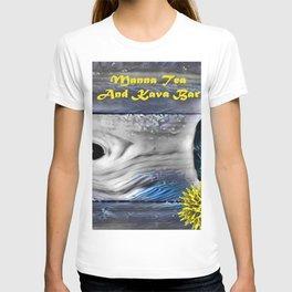 Manna Tea and Kava Bar T-shirt