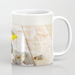 Yellow Dumptruck Coffee Mug