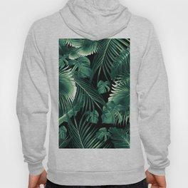 Tropical Jungle Leaves Dream #6 #tropical #decor #art #society6 Hoody
