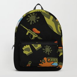 Paintball Elements Backpack