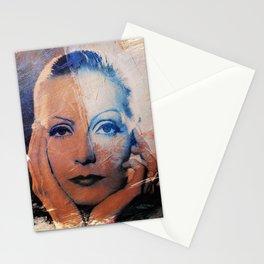 Divas - Greta Stationery Cards
