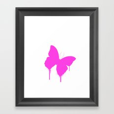 butterfly Framed Art Print