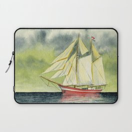 Fair Winds And Following Seas Laptop Sleeve