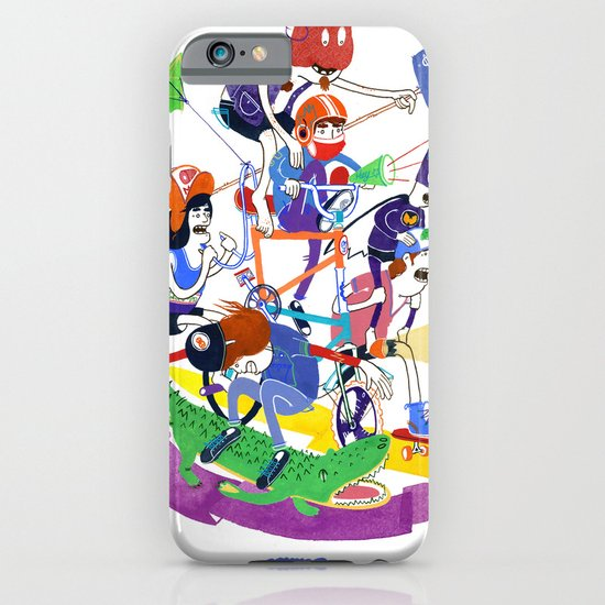All Together Now! iPhone & iPod Case