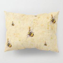 Daisy's Bees Pillow Sham