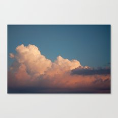 Skies 02 Canvas Print