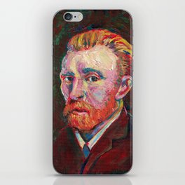 Vincent Van Gogh iPhone Skin