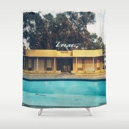 My empty summer Shower Curtain