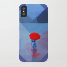 The Lake iPhone X Slim Case