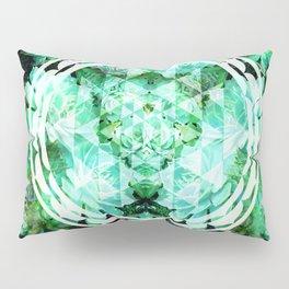 Sri Succulent Yantra Pillow Sham