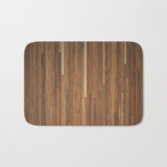 Wood #2 Bath Mat