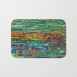 :: Technicolor Walkway :: Bath Mat