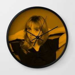 Joe Kazan Wall Clock