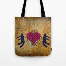 Magnetic love Tote Bag