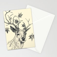 From Fall to Rise Stationery Cards