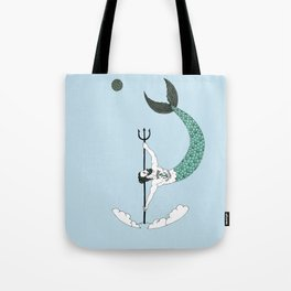 King of the beach Tote Bag