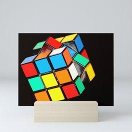 Rubik's cube Mini Art Print