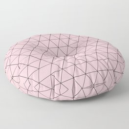 Incomplete Floor Pillow